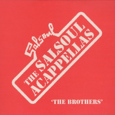 V.A. - The Salsoul Acappellas: The Brothers