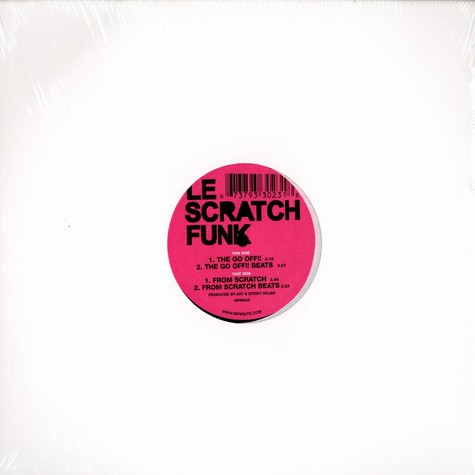 Le Scratchfunk - The go off!