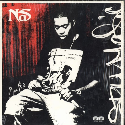 Nas - One Mic