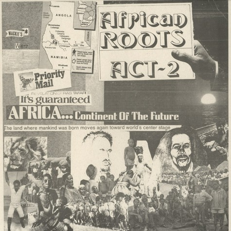 Wackies - African roots act 2