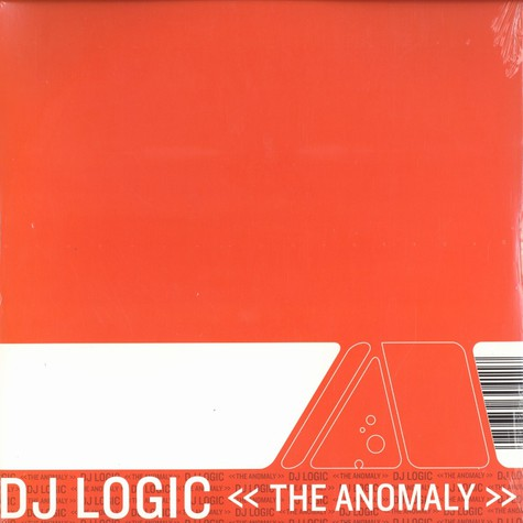 DJ Logic - The anomaly