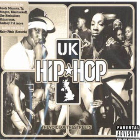 V.A. - UK hip hop