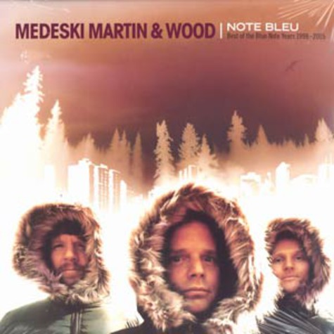 Medeski Martin & Wood - Note bleu - the Blue Note years 1998-2005