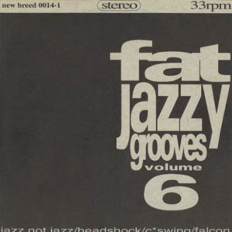 V.A. - Fat jazzy grooves volume 6