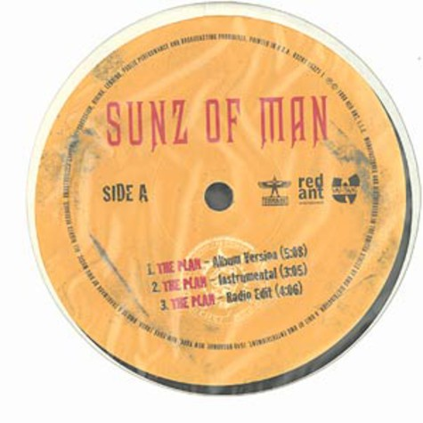 Sunz Of Man - The plan