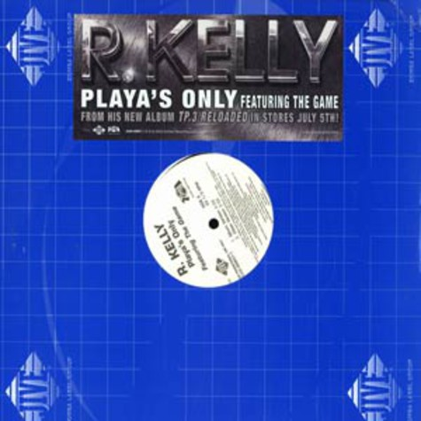 R.Kelly - Playas only feat. The Game