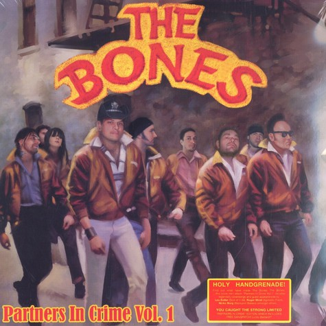 Bones, The - Partners in crime volume 1