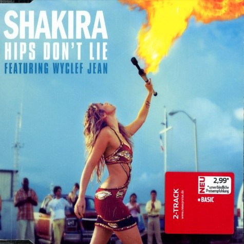 Shakira - Hips don't lie feat. Wyclef