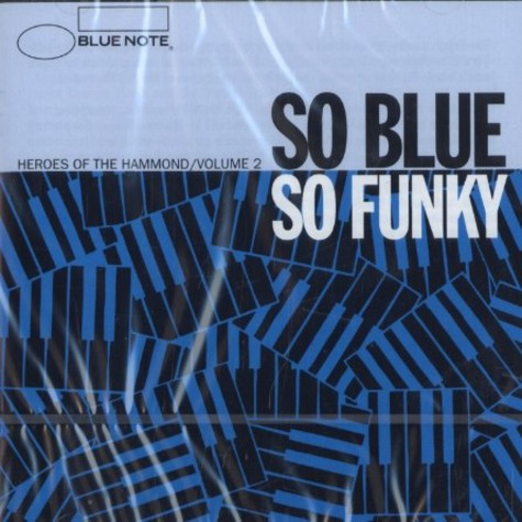 So Blue So Funky - Volume 2