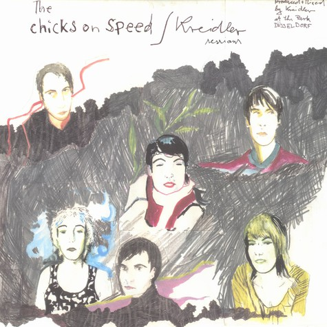 Chicks On Speed - Kreidler sessions