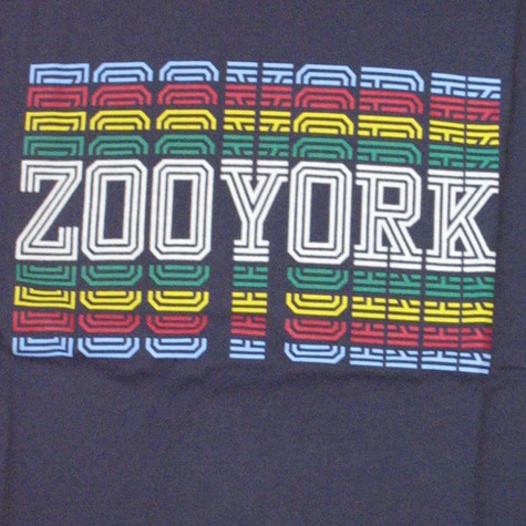 Zoo York - Retro stack T-Shirt