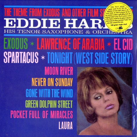 Eddie Harris - The theme from Exodus and other film spectaculars
