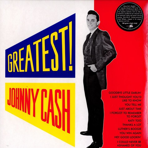 Johnny Cash - Greatest !