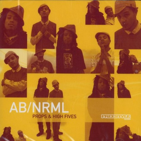 Ab/nrml - Props & high fives