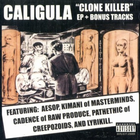 Caligula - Clone killer EP