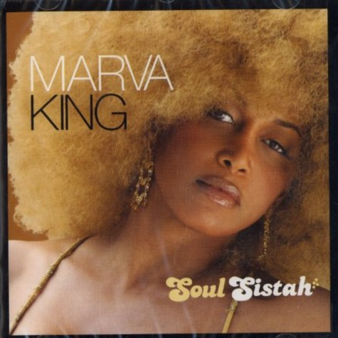 Marva King - Soul sistah