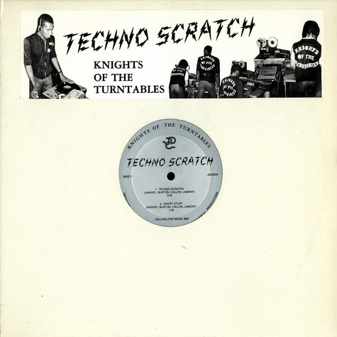 Knights Of The Turntabels - Techno scratch
