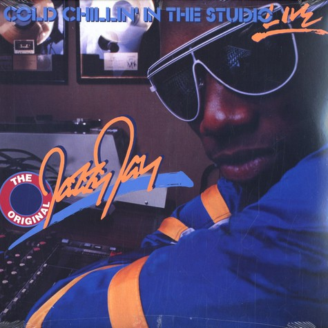 Original Jazzy Jay, The - Cold Chillin' In The Studio Live