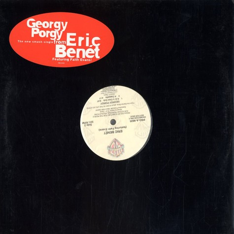 Eric Benet - Georgy porgy feat. Faith Evans