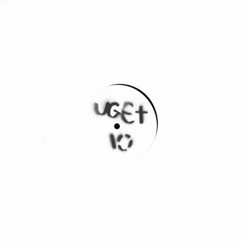 Theo Parrish - Ugly edits volume 10