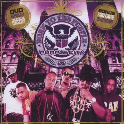 Purple City (Diplomats) - Born to be purple DVD