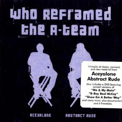 A-Team - Who reframed the A-Team ?