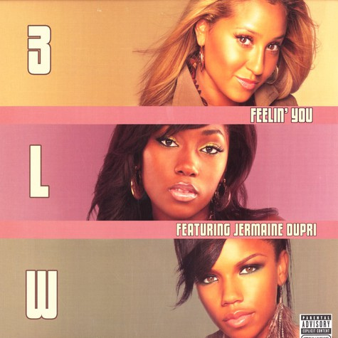 3LW - Feelin you feat. Jermaine Dupri