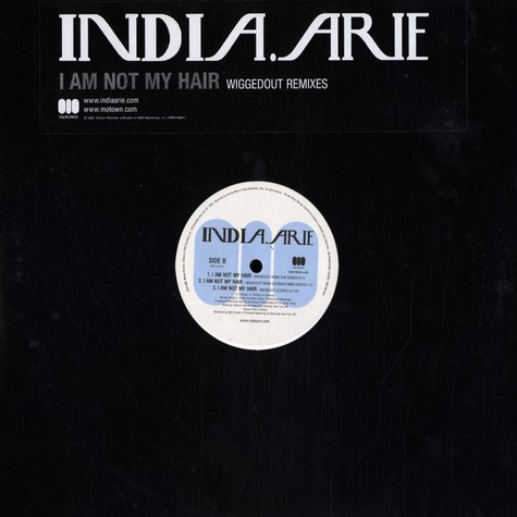 India Arie - I am not my hair Wiggedout remixes
