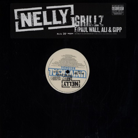 Nelly - Grillz feat. Paul Wall, Ali & Gipp