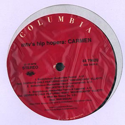 Carmen - MTV's hip hopera