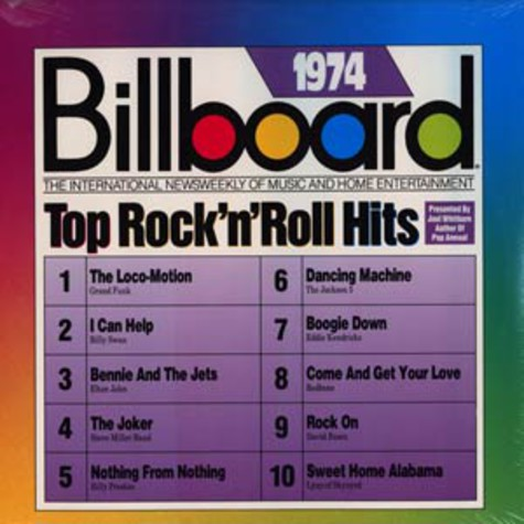 Billboard - Top rock-n-roll hits 1974