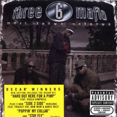 Three 6 Mafia - Most known unknown revised