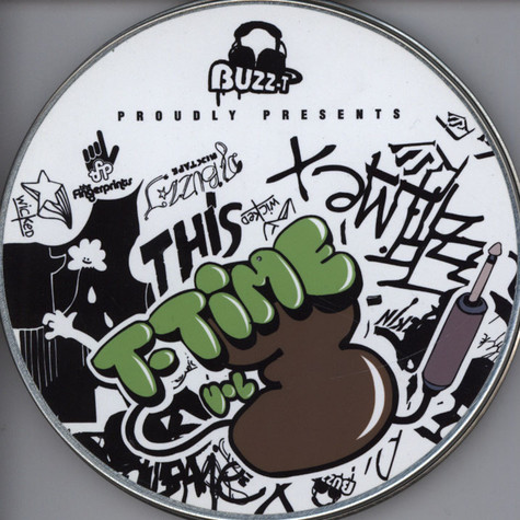 Buzz-T - This t-time volume 3