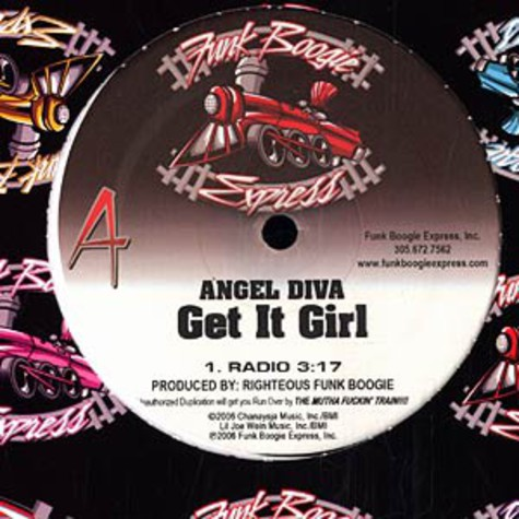 Angel Diva - Get it girl