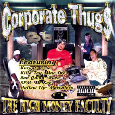 Corporate Thugs - The high money faculty