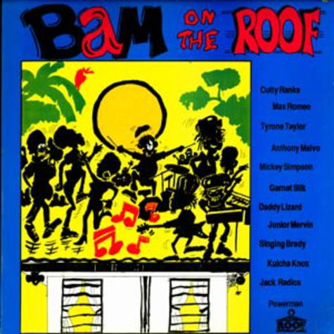 V.A. - Bam on the roof