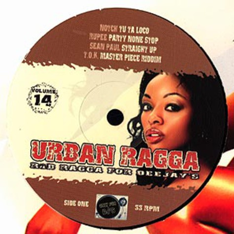 Urban Ragga - Volume 14