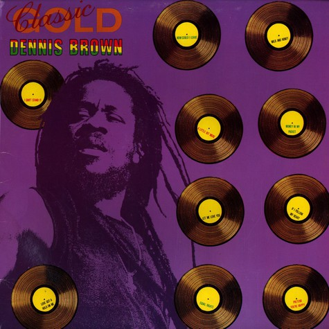 Dennis Brown - Classic gold