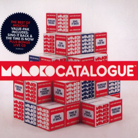 Moloko - Catalogue - the best of - premium edition