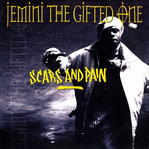 Jemini The Gifted One - Scars & Pain EP