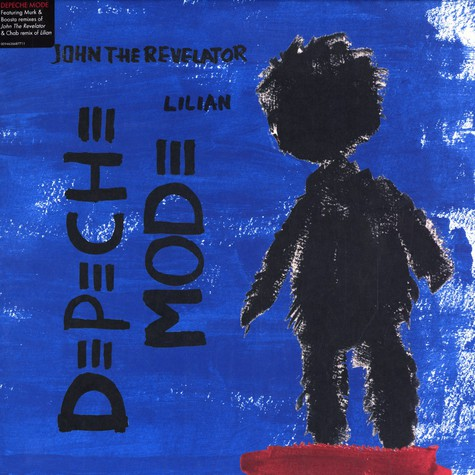 Depeche Mode - John the revelator Murk remix
