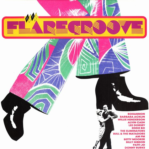 V.A. - Flare groove
