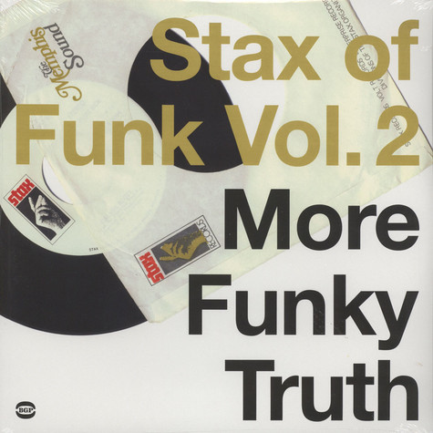 Stax Of Funk - Volume 2 - more funky truth