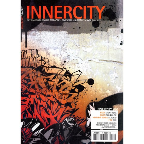 Innercity - Issue 1