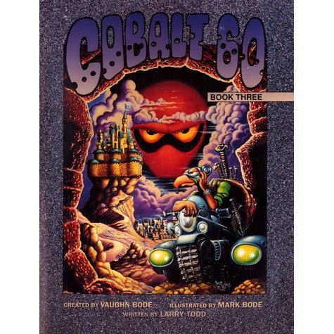 Cobalt 60 - Book three