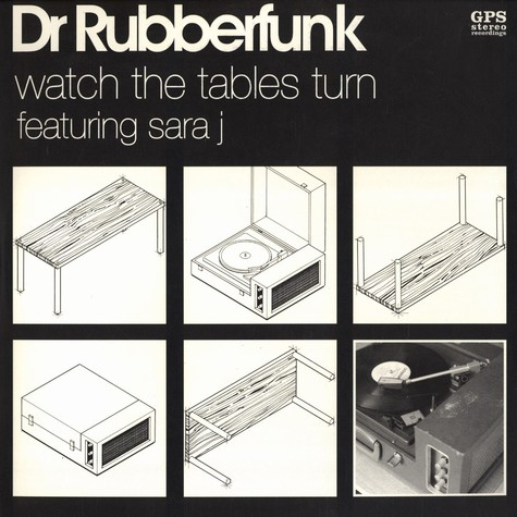 Dr. Rubberfunk - Watch the tables turn