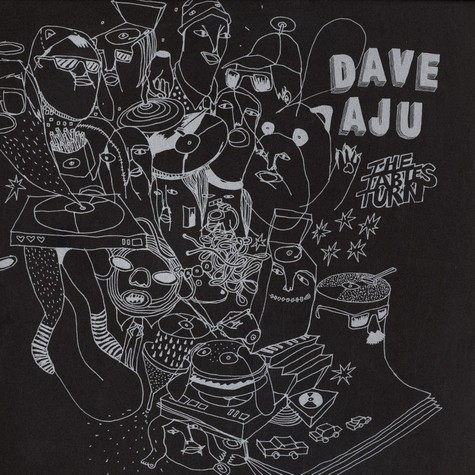 Dave Aju - The tables turn EP
