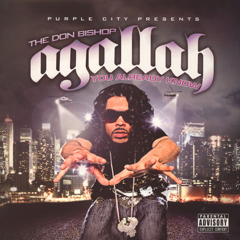 Agallah of Purple City - You already know