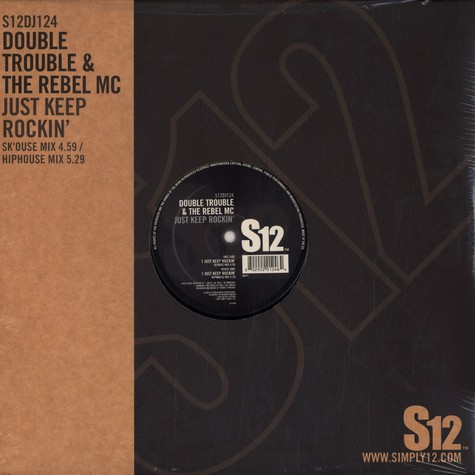 Double Trouble & The Rebel MC - Just keep rockin'