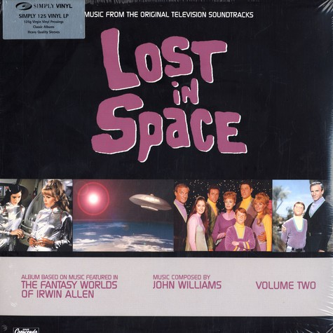 Joh Williams - OST Lost in space Volume 2